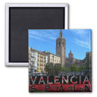Valencia Square Magnet