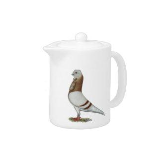 Valencian Figurita Pigeon