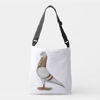 Valencian Figurita Pigeon Crossbody Bag