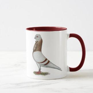 Valencian Figurita Pigeon Mug