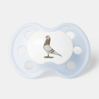 Valencian Figurita Pigeon Pacifier