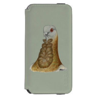 Valencian Figurita Pigeon Portrait Incipio Watson™ iPhone 6 Wallet Case