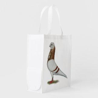 Valencian Figurita Pigeon Reusable Grocery Bag