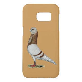 Valencian Figurita Pigeon Samsung Galaxy S7 Case