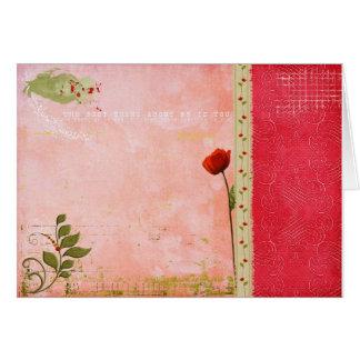 valentiens card