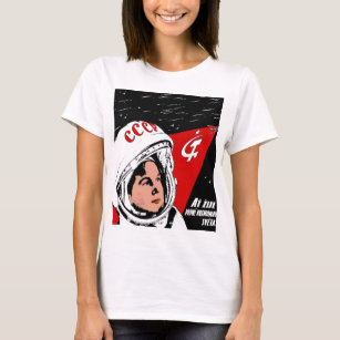 7eab53d6 Soviet Space Program T-Shirts & Shirt Designs | Zazzle.ca