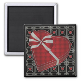Valentine 02 Chocolate Box Magnet