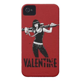 Valentine Assassin iPhone 4/4S Case