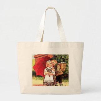 Valentine Jumbo Tote Bag