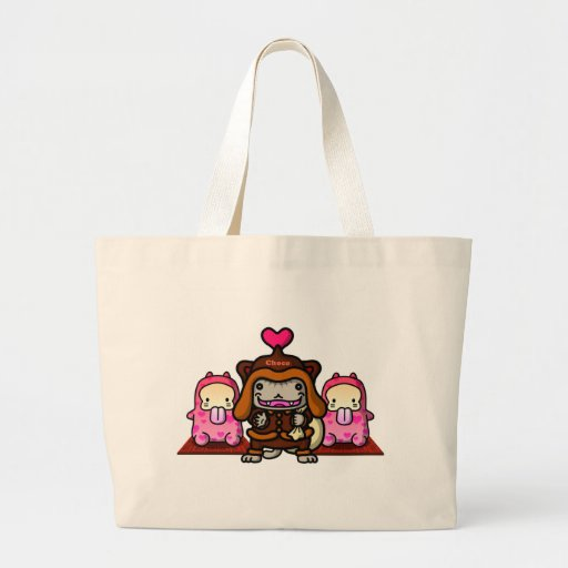 Valentine Canvas Bags