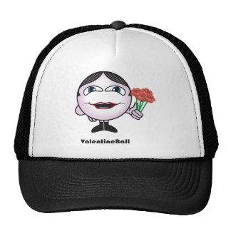 Valentine Ball cap Trucker Hat
