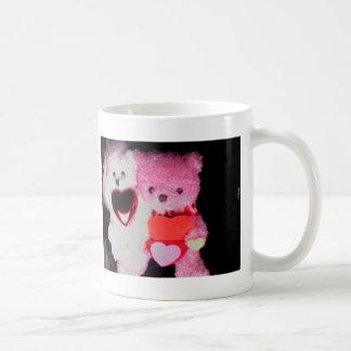 valentine bears Photo 9732 Basic White Mug