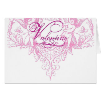 Valentine Bohemian Card