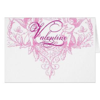 Valentine Bohemian - Customized Card