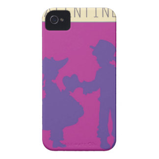 <Valentine> by Steve Collier Case-Mate iPhone 4 Case