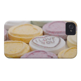 Valentine Candy iPhone 4 Covers