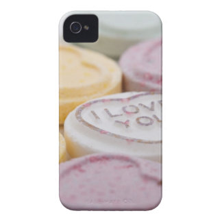 Valentine Candy Hearts Case-Mate iPhone 4 Cases