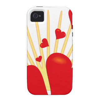 Valentine Vibe iPhone 4 Covers