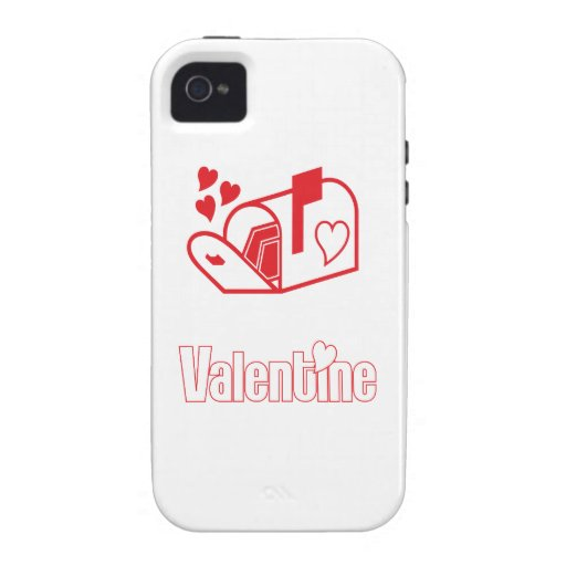 Valentine Case-Mate iPhone 4 Covers