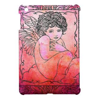 VALENTINE CHERUB iPad MINI CASE