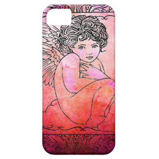 VALENTINE CHERUB iPhone 5 COVER