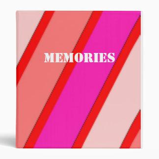 VALENTINE CREATIONS - BINDERS - MEMORY BOOKS
