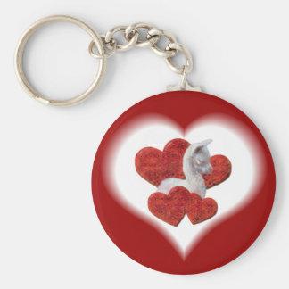 Valentine Cria Keychain