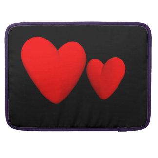 Valentine Day Sleeves For MacBooks