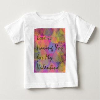 Valentine Decorations Tee Shirt