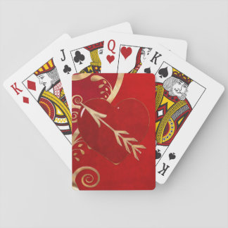 Valentine Elegance STRIP POKER LOVERS Playing Cards
