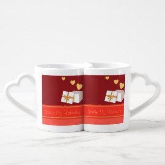 Valentine Everyday, Now & Forever Coffee Mug Set