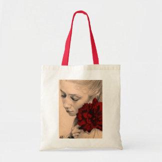 Valentine fairy rose Bag