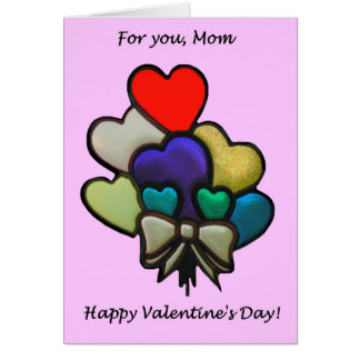Valentine for Mom Card