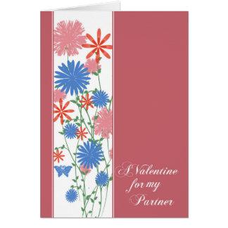 Valentine for Partner Card