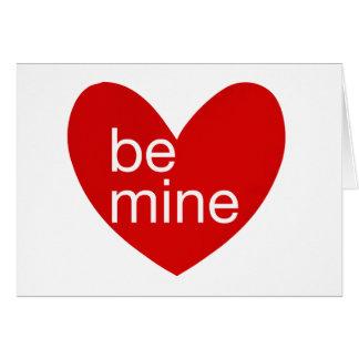 Valentine Gram Card