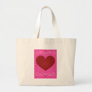 Valentine Heart Bags