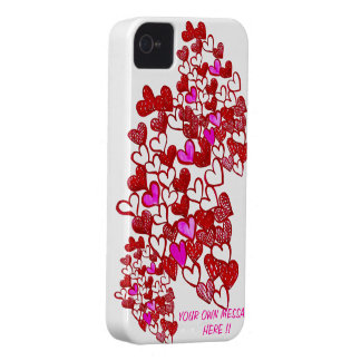 Valentine HeArT IPHONE 4/4s case-Personalize! Case-Mate iPhone 4 Case