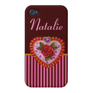 Valentine Heart iPhone 4/4S Cases