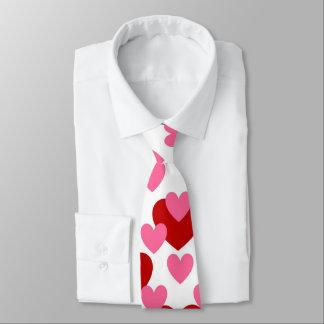 Valentine Heart Love Tie