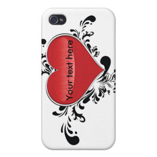 Valentine iPhone 4 Cover