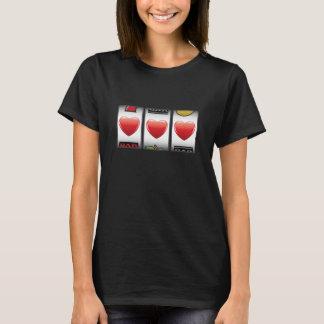 Valentine Jackpot Slots T-Shirt