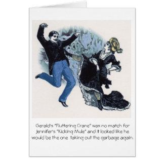 Valentine (Karate) Card