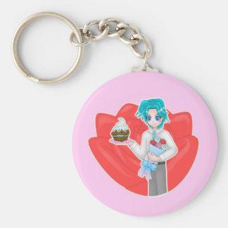 valentine keychain