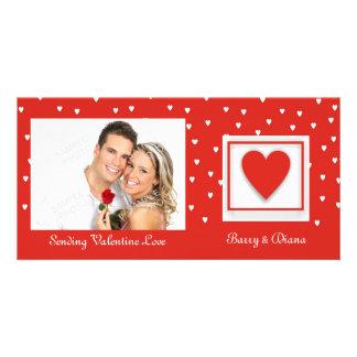 Valentine Love Photo Cards
