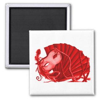Valentine Masquerade Magnet