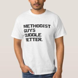 valentine: methodist guys cuddle better T-Shirt