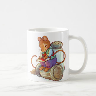 Valentine Mouse Coffee Mug
