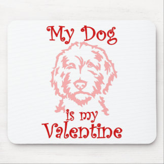 valentine mouse pad