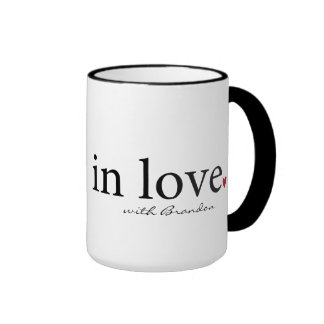 Valentine Mug, Personalized Valentine Gift
