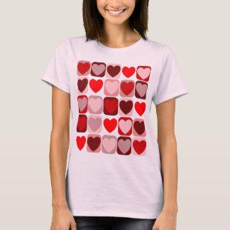 Valentine Patchwork T-Shirt
